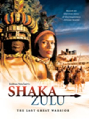 cover image of Shaka Zulu