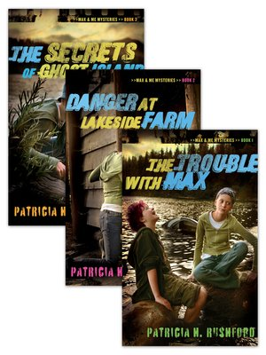 cover image of Max & Me Mysteries Set