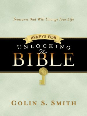 cover image of 10 Keys for Unlocking the Bible