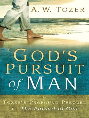 cover image of God's Pursuit of Man