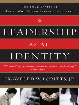 cover image of Leadership as an Identity