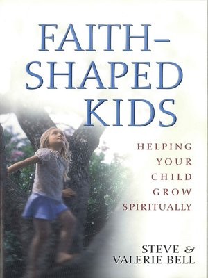 cover image of Faith-Shaped Kids