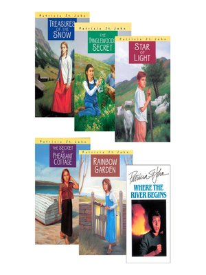 cover image of Patricia St John Series