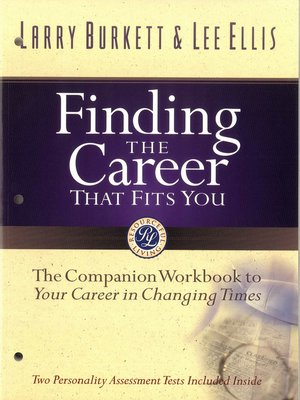 cover image of Finding the Career that Fits You