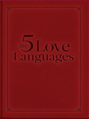 cover image of Five Love Languages Gift Edition