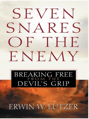 cover image of Seven Snares of the Enemy