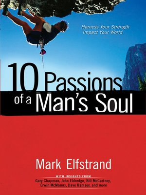 cover image of 10 Passions of a Man's Soul