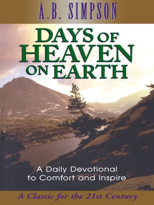 cover image of Days of Heaven on Earth