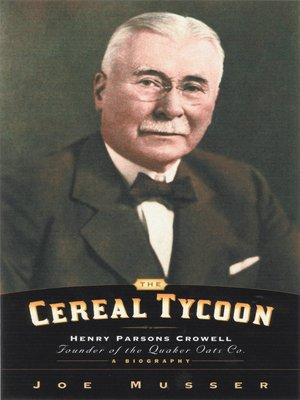 cover image of Cereal Tycoon