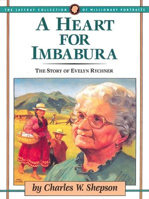 cover image of A Heart for Imbabura