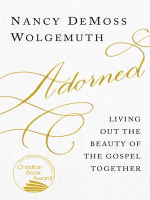 cover image of Adorned