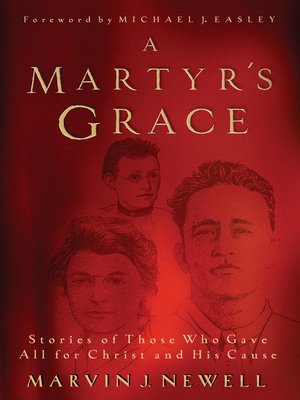 cover image of Martyr's Grace