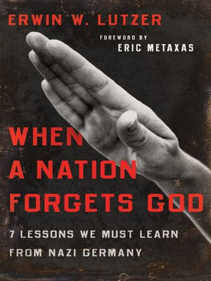cover image of When a Nation Forgets God