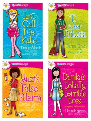cover image of True Girl Fiction Series