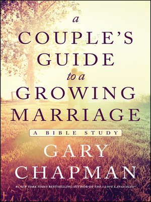 cover image of A Couple's Guide to a Growing Marriage