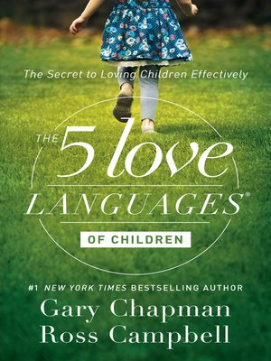 cover image of The 5 Love Languages of Children