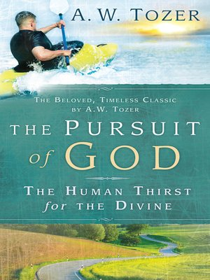 cover image of Pursuit of God