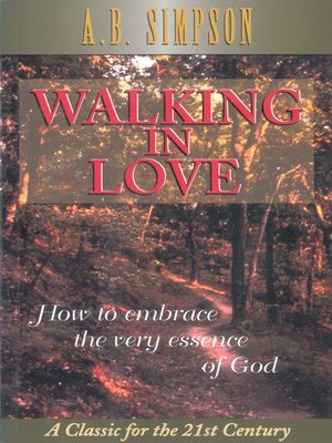 cover image of Walking in Love