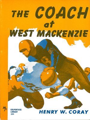 cover image of The Coach at West Mackenzie