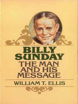 cover image of Billy Sunday