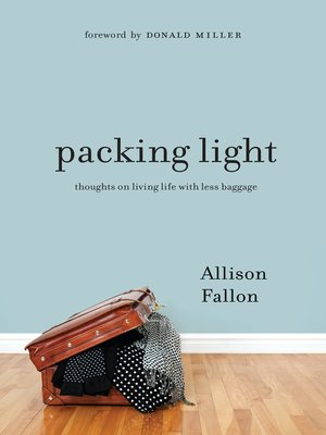 cover image of Packing Light