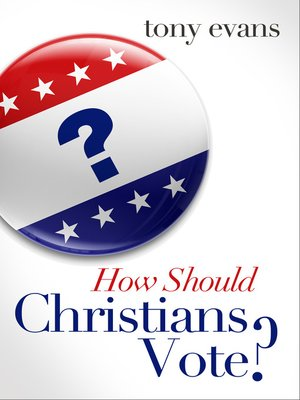 cover image of How Should Christians Vote?