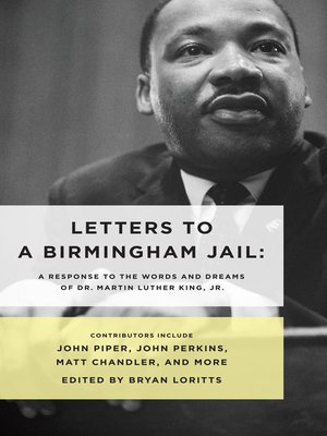 cover image of Letters to a Birmingham Jail