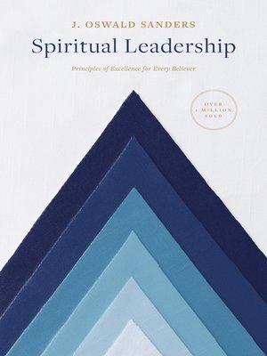 cover image of Spiritual Leadership