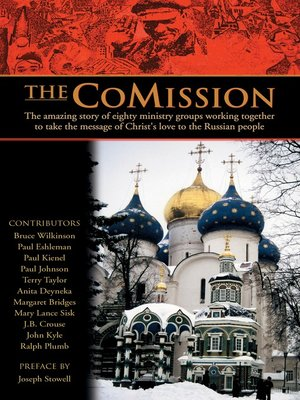 cover image of CoMission