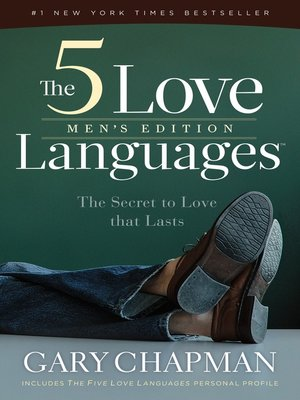 cover image of 5 Love Languages Men's Edition