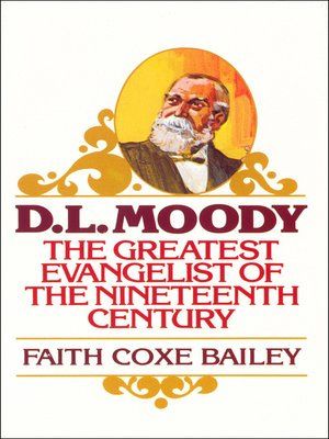 cover image of D. L. Moody