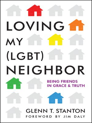 cover image of Loving My (LGBT) Neighbor