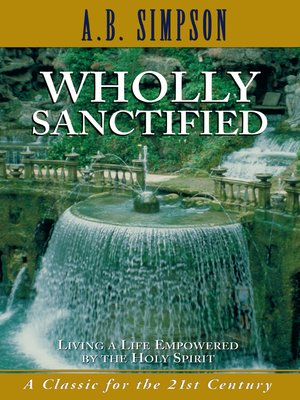 cover image of Wholly Sanctified
