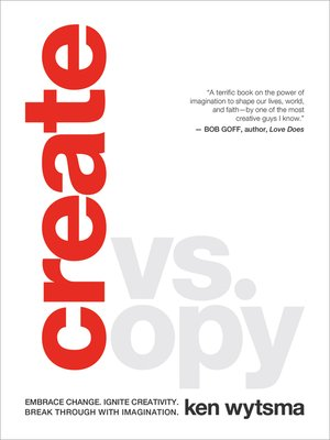 cover image of Create vs. Copy