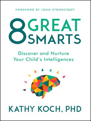 cover image of 8 Great Smarts