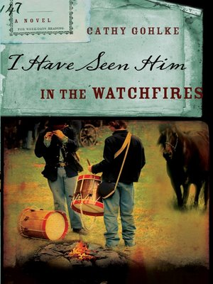 cover image of I Have Seen Him in the Watchfires