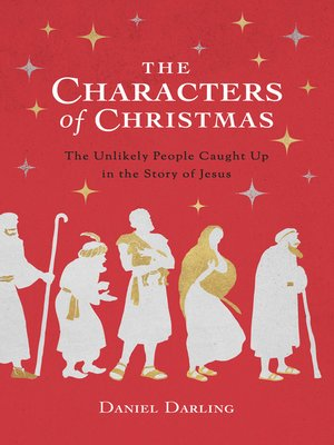 cover image of The Characters of Christmas