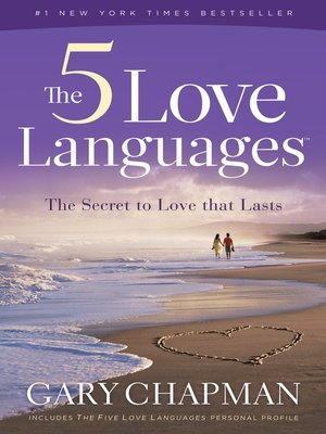 cover image of Five Love Languages