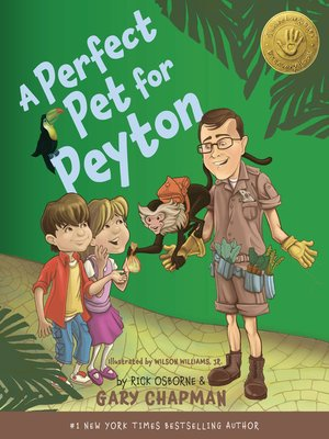 cover image of A Perfect Pet for Peyton