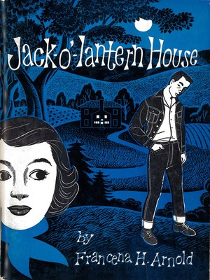 cover image of Jack-o'-lantern House