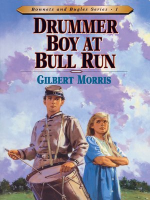 cover image of Drummer Boy At Bull Run