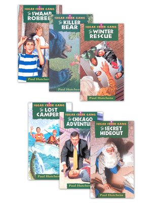 cover image of Sugar Creek Gang Set Books 1-6