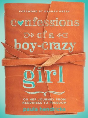 cover image of Confessions of a Boy-Crazy Girl