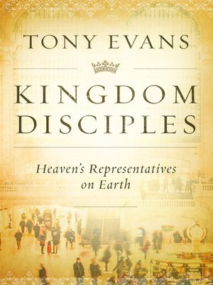 cover image of Kingdom Disciples
