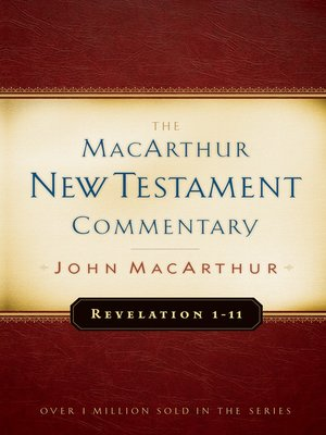 cover image of Revelation 1-11 MacArthur New Testament Commentary