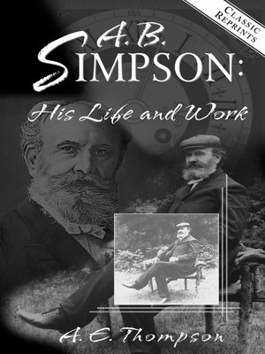 cover image of A.B. Simpson