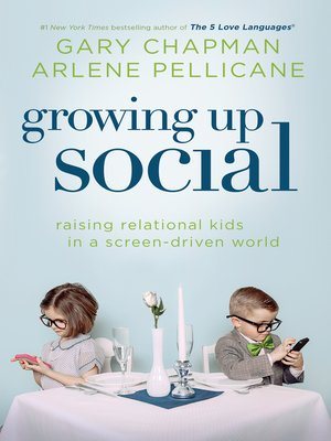 cover image of Growing Up Social