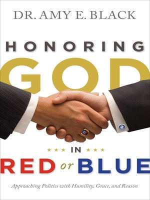 cover image of Honoring God in Red or Blue