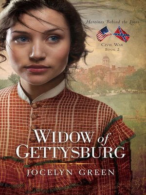 cover image of Widow of Gettysburg