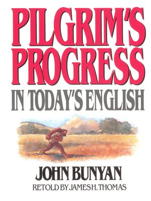 cover image of Pilgrim's Progress in Today's English